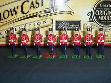 Britains 40192 hollowcast FORT Henry Guard Marching metallo giocattolo soldato Figure Set