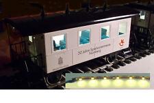 LED Personenwagen Beleuchtung digital 10cm warmweiss