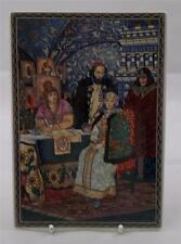 Villeroy & and Boch VILBOCARD G2 Boris Zvorykin Palace Czar NEW BOXED BH048