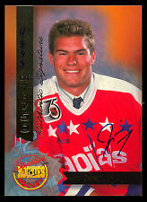 1994 #44 JIM CAREY AUTOGRAPH RC Signed Auto Certified Signature Rookies CAPITALS