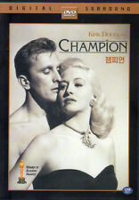 Champion - Kirk Douglas Marilyn Maxwell (NEW) Wonderful Classic Boxing Film DVD