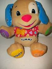 Interactive Fisher Price Laugh & Learn Puppy