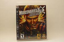 Mercenaries 2 World in Flames (Sony PlayStation 3, 2008)