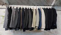 Job Lot Mens Modern Wool Blend Tweed Blazer Smart J559