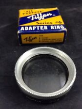 Tiffen All Purpose #6 Camera Adapter Ring Vintage Photography Accessory