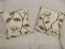 "18x18"" Size 100% Linen Decorative Cushions & Pillows"