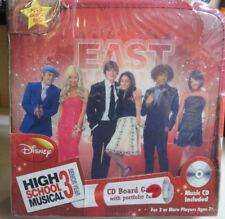 Disney High School Musical Senior Year CD Board Game with Portfolio Case