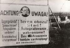 MAJDANEK & AUSCHWITZ EXTERMINATION CAMPS