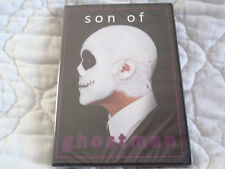 SON OF GHOSTMAN DVD NEW HORROR MOVIE HOST MAKEUP INDIE FILM ROMANTIC COMEDY