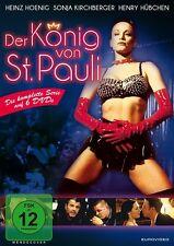 Dieter Wedel DER KÖNIG VON ST PAULI Sonja Kirchberger HEINMZ HOENIG 6 DVD BOX