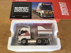 WSI MODELS 1:50 Mammoet Volvo FH16 With Ballast Box