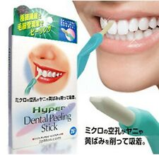 25pc Home Magical Teeth Whitening Clean Tooth Bleach Dental Peeling Stick Eraser