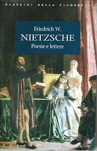 POESIE E LETTERE - classici - filosofia -  letteratura tedesca