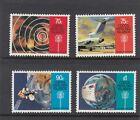 COCOS Islands 1987 COMMUNICATION set of 4 MNH