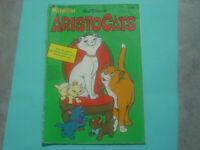 Aristocats - Mickyvision, Walt Disney Comic Heft, Ehapa Verlag,1971,  top !
