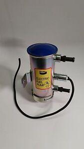 Bendix style blue top electric fuel pump