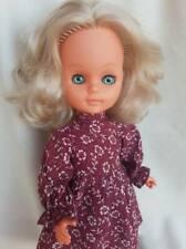 """● ✿ bambola SEBINO STELLINA 34 cm 13"""" bionda anni'60 ✿ BELLISSIMA! ✿ * •"""
