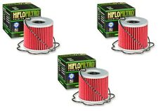 Hiflofiltro Hiflo Oil Filter Set Of (3) HF133
