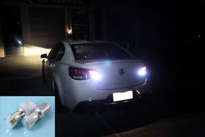 Error Free LED Reverse Light Bulbs for Holden VF Commodore SS SV6 SSV Sedan