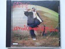 EAZY-E <>  It's On (Dr Der) 187 um Killa  <> VG+ (CD)