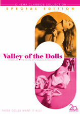 Valley Of The Dolls (Dvd,1967)