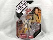 Star Wars 30th Anniversary - OBI-WAN KENOBI with Silver Coin