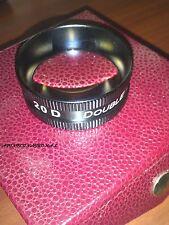 20 D lens Aspheric Lens Ophthalmology Optometry 20D Lens India Best Quality Lens