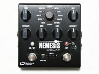 Source Audio SA260 Nemesis Delay One Series Effects Pedal W/ Power Supply