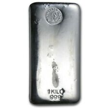 SALE - 1 kilo Silver Bar - Perth Mint