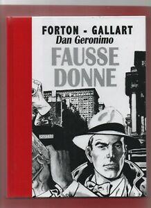 G. FORTON. Fausse Donne. GERONIMO. Loup 2006. TIRAGE DE TÊTE. ex-libris. 125 ex.