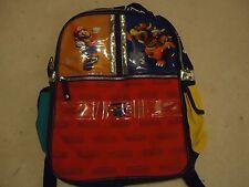 Super Mario & Bowser Official Nintendo 64 N64 Backpack Kid's School Bag **RARE**