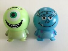 """New Disney Pixar Buildables Monsters Inc. Inc Sulley Sully and Mike Wazowski 2"""""""