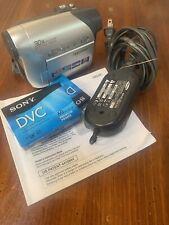 Samsung SC-D363 Mini DV Camcorder Video Camera