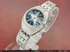 Seiko 2706-0200 Blue Dial Automatic Womens Authentic Watch Japan F/S