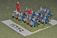 15mm roman era / roman - late cavalry part painted 15 cavalry - cav (15942)