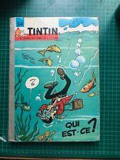 Recueil Reliure Album du journal TINTIN 54 de 1962