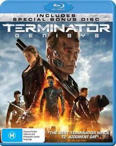 Terminator - Genisys Special Bonus Disc Blu-ray