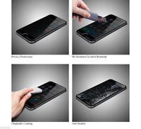 """PRIVACY PROTECTOR ANTI SPY SCREEN TEMPERED GLASS MATTE FOR IPHONE 7 + PLUS 5.5"""""""