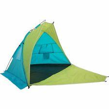 Strandmuschel Strandzelt Zelt Sonnenschutz Windschutz Sonnenzelt