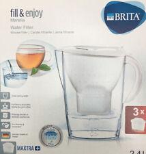 Nouvelle annonce BRITA Aluna Cool Maxtra + plus 2.4 L carafe filtrante pour réfrigérateur avec ca...