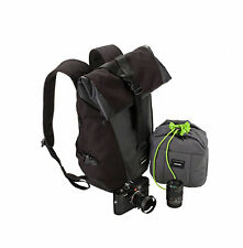 Crumpler The Local Identity L PHOTO LIP-01L Camera backpack Laptop bag(black)