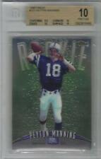 1998 Peyton Manning Finest RC... Graded BGS 10 Pristine
