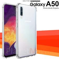 Funda AntiGolpes Antichoque Samsung Galaxy A50 esquinas reforzadas carcasa A 50