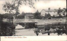Clare. The Malting Lane Bridge by T.Stokoe, Clare.