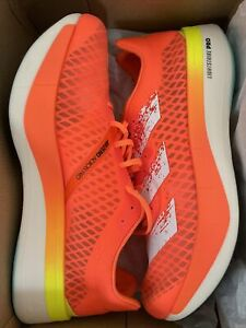 adidas Adizero Adios Pro Screaming Orange Size 13 BRAND NEW