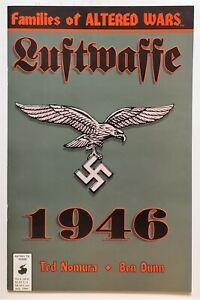 Luftwaffe: 1946 (Vol. 1) #1 (July 1996, Antarctic) VF/NM