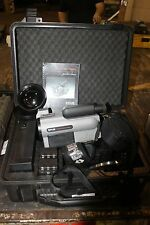 FLIR Thermacam   Color Infrared Thermal Imaging Camera WITH AGEMA 570 LENS