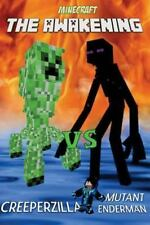 Minecraft: The Awakening: CreeperZilla vs Mutant Enderman (Minecraft Mobs Battle