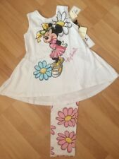 Monnalisa Minnie Mouse Leggings Set Age 12 Years Bnwt