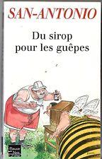 SAN-ANTONIO n°38 # DU SIROP POUR LES GUEPES # 11/2004 J